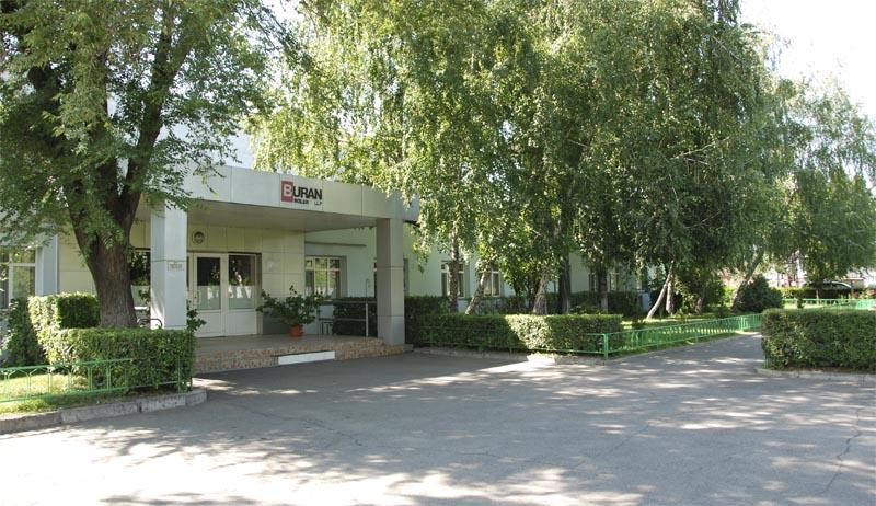 Офис компании Буран Бойлер