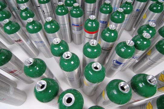 Газовые баллоны Luxfer gas cylinders